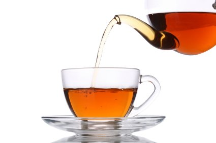 Drinking five or more cups of tea a day lowers the risk of advanced prostate cancer by a third