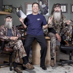 Duck Commander Phil Robertson and his son Alan will be at Saddleback Church on July 20 and 21 to discuss how following Jesus has changed their lives photo