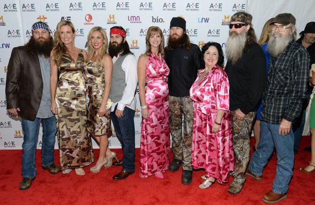 Duck Dynasty Season 4 is set to premiere on Wednesday August 14 photo