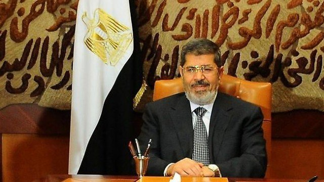 Egypt's President Mohamed Morsi has rejected the armys 48 hour ultimatum to resolve the countrys deadly crisis 640x360 photo