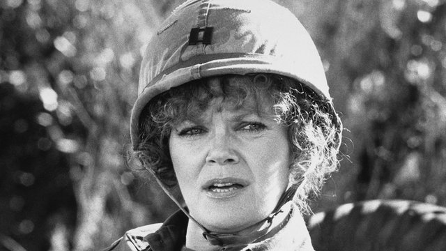 Eileen Brennan was best known for her Oscar-nominated role in 1980 army comedy Private Benjamin