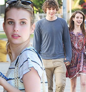 Emma Roberts was arrested for domestic violence for allegedly hitting her boyfriend Evan Peters