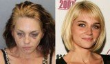 Former America's Next Top Model star Renee Alway was unrecognizable in a new police mugshot