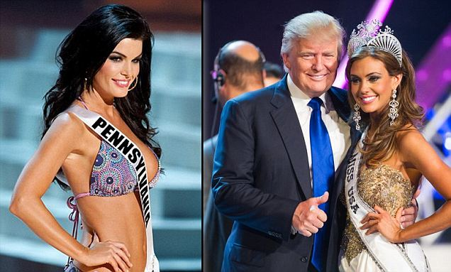 Former Miss Pennsylvania Sheena Monnin who defamed Miss USA pageant was ordered to pay Donald Trump 5 million photo