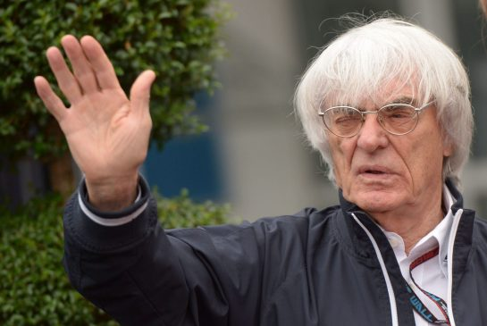 Formula 1 boss Bernie Ecclestone has been indicted by German prosecutors on a bribery charge photo