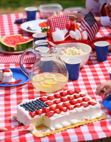 Fourth of July 2103 picnic costs less than 6 per person according to an American Farm Bureau Federation survey photo
