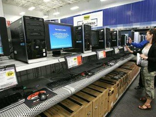 Global PC sales have fallen for the fifth quarter in a row, making it the longest duration of decline in history