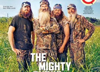 In a recent interview with Parade magazine, Phil Robertson hints that he'll likely leave the A&E hit reality show in the not-too-distant future