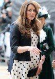 Kate Middleton's baby boy was overdue