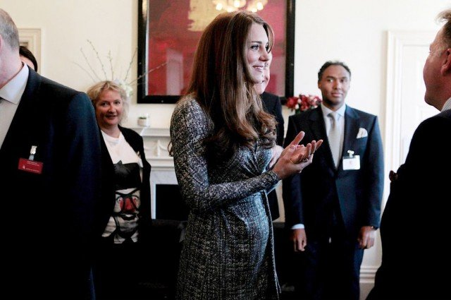 Kate Middleton has been admitted to hospital and is in the early stages of labor