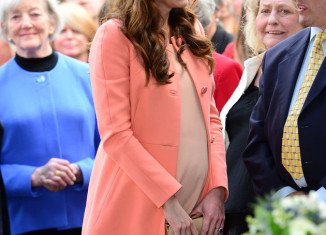 Kate Middleton is in labour and has gone to give birth at St Mary's Hospital in London