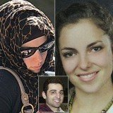 Katherine Russell has started to reject the strict Muslim rules her husband Tamerlan Tsarnaev forced upon her