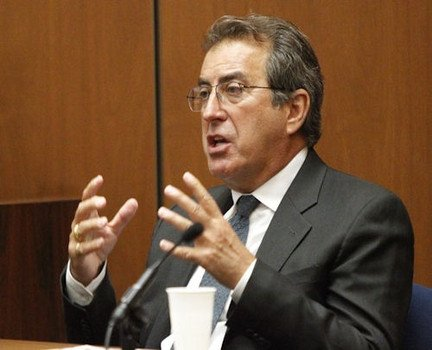 Kenny Ortega gave evidence at Michael Jackson's wrongful death trial