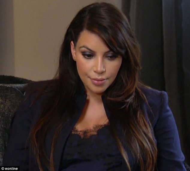 Kim Kardashian had been looking at rental properties but her mother and manager offered her another option