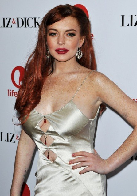 Lindsay Lohan left California rehab after completing her court-ordered 90-day stay