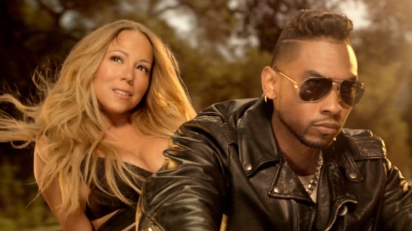 Mariah Carey was rushed hospital after she dislocated her shoulder on the set of her new music video directed by Nick Cannon photo