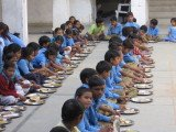 Mid-Day Meal is the world's largest school feeding programme, reaching 120 million children in 1.2 million schools across India