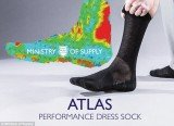 MoS Atlas socks infused with coffee promise to spell the end to smelly feet