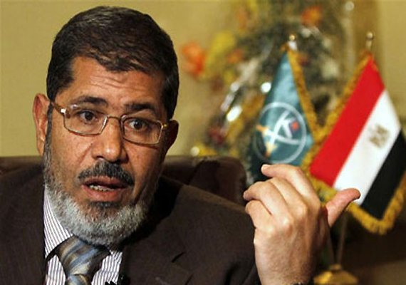Mohamed Morsi's family has accused the Egyptian army of abducting him