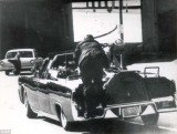 New documentary claims that Secret Service Agent George Hickey riding in the car behind JFK, accidentally fired his weapon on November 22, 1963