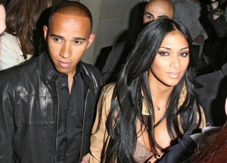 Nicole Scherzinger and Lewis Hamilton are believed to have ended their relationship as their busy work schedules meant they just didn't get to see each other