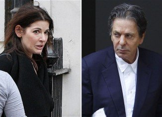 Nigella Lawson applied to divorce Charles Saatchi on the grounds of his continuing unreasonable behavior