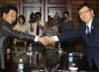 North Korea and South Korea have agreed in principle to reopen the Kaesong industrial complex