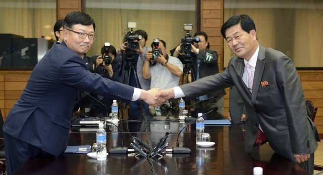 North Korea and South Korea have started in-depth talks on reopening joint-project Kaesong Industrial Complex