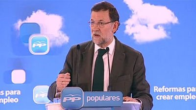 PM Mariano Rajoy is facing renewed calls to resign after El Mundo newspaper published text messages allegedly linking him to Luis Barcenas photo