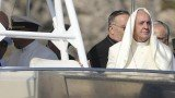 Pope Francis visited migrant island of Lampedusa