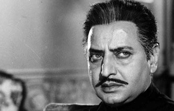 Pran was famous for playing the part of the villain in Hindi films, in a career that stretched more than six decades.