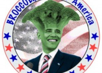 President Barack Obama has declared that his favorite food is broccoli after nearly 25 years since President George H. W. Bush said that he hated the nutritious green veggie