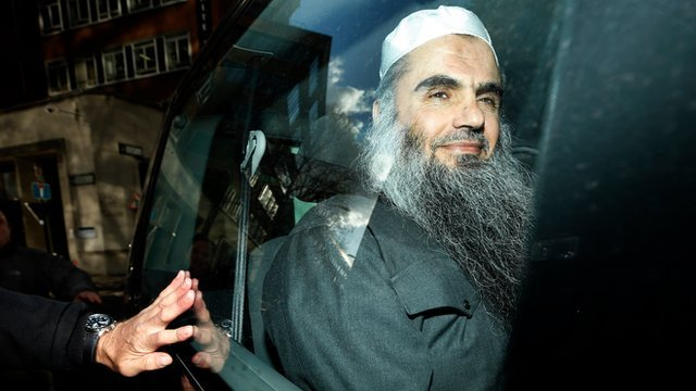 Radical cleric Abu Qatada has been deported from the UK to Jordan to stand trial on terrorism charges