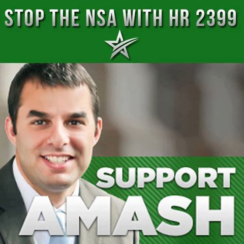 Republican Congressman Justin Amash has introduced an amendment to a defense spending bill, which would block funding for the NSA's programme to collect details of every call made by or to a US phone