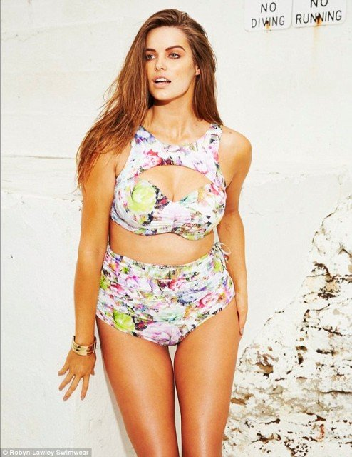 Robyn Lawley Swimwear