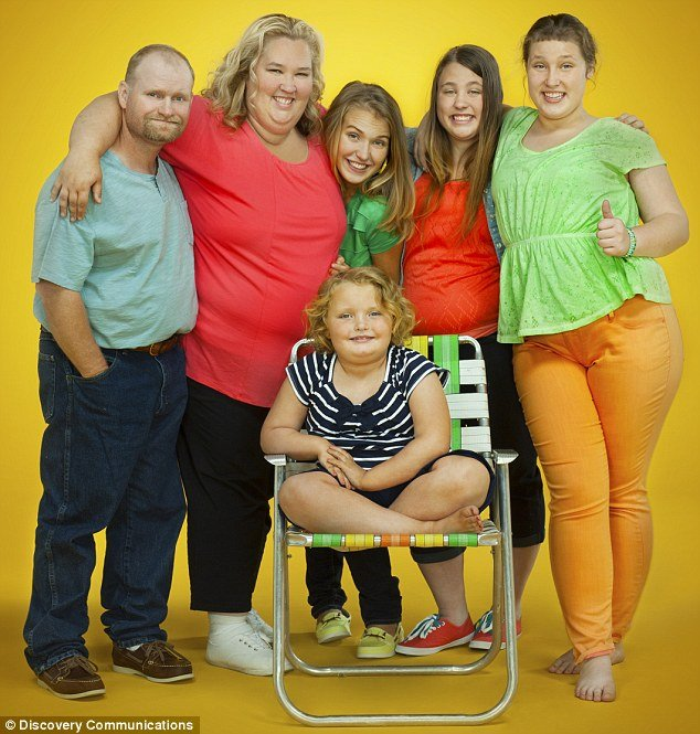 Scratch n sniff initiative launch will coincide with the Season 2 premiere of Here Comes Honey Boo Boo on July 17 photo