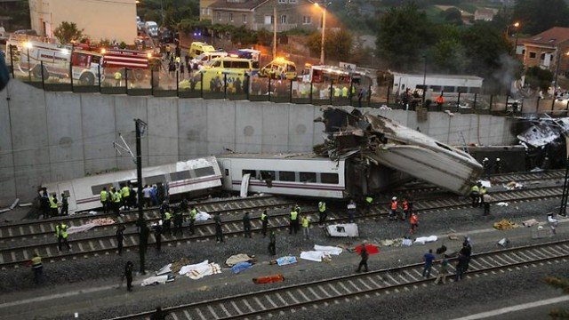 Spanish train driver Francisco Jose Garzon Amo has been accused of reckless manslaughter