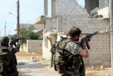 Syrian army has killed 13 members of the same family, mostly women and children, in Bayda