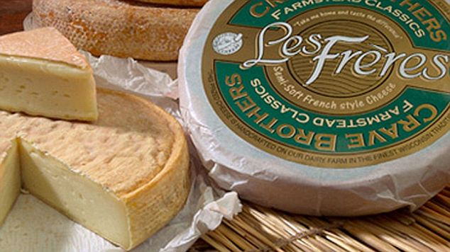 The Crave Brothers Les Freres cheese is being recalled from supermarket shelves after it may have killed at least one person and caused a Listeria outbreak photo