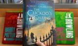 """The Cuckoo's Calling, JK Rowling's """"secret"""" crime novel, has topped book charts after it was revealed she had written it under a pseudonym"""