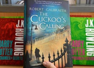"The Cuckoo's Calling, JK Rowling's ""secret"" crime novel, has topped book charts after it was revealed she had written it under a pseudonym"