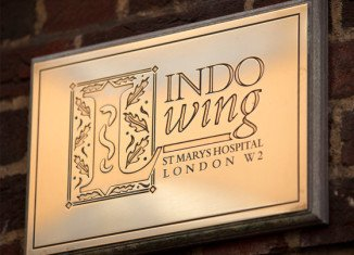 The Lindo Wing at St Mary's Hospital in Paddington, London, where Kate Middleton is due to give birth, is an exclusive private facility offering bespoke care packages
