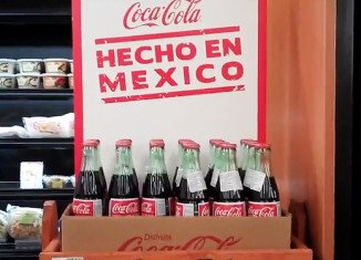 The Mexican version of Coca-Cola, which is made with real cane sugar, rather than high-fructose corn syrup, has become the beverage of choice among trendy New Yorkers