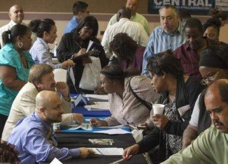 The US economy added a net 195,000 new jobs in June