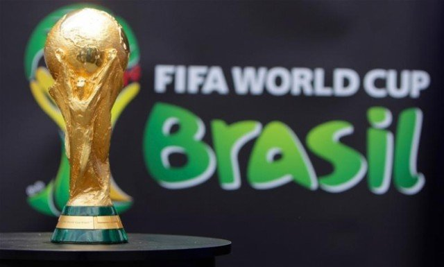 Ticket prices for international fans attending the football 2014 World Cup in Brazil will start at 90 for initial group matches 640x385 photo