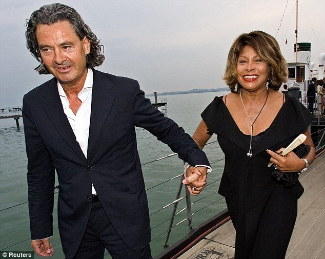 Tina Turner has married her 57 year old toyboy beau Erwin Bach in Switzerland photo