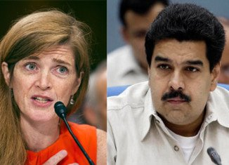 "Venezuela announces it has ""ended"" steps towards restoring diplomatic ties with the US, after comments made by Samantha Power"
