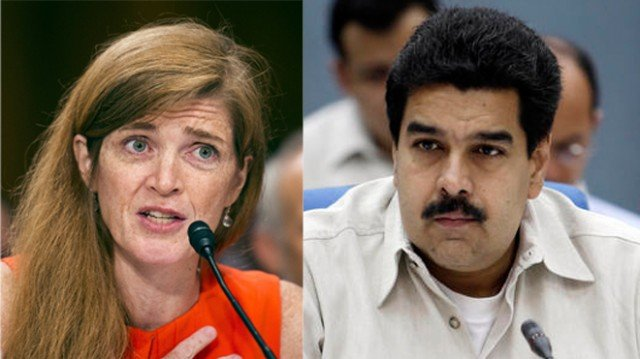 Venezuela announces it has ended steps towards restoring diplomatic ties with the US after comments made by Samantha Power 640x359 photo