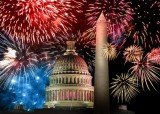 Washington DC is a spectacular place to celebrate July 4th