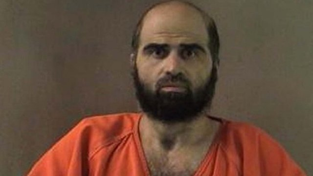 Army psychiatrist Major Nidal Hasan, who shot dead 13 comrades at a Texas Army base in 2009, has been convicted of all charges